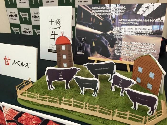上士幌町ふるさと納税大感謝祭2015 in東京への参加1